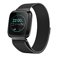 cheap -L18s Smartwatch Android iOS Bluetooth Smart Sports Waterproof Heart Rate Monitor Stopwatch Pedometer Call Reminder Activity Tracker Sleep Tracker