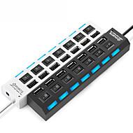 お買い得  -7 USBハブ USB 2.0 USB 2.0 スイッチ付(ES) データハブ