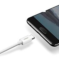 رخيصةأون -نوع C محول كابل أوسب الشحن السريع كابل من أجل Huawei 200 cm من أجل TPE