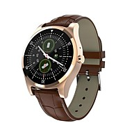cheap -L18 Smartwatch Android iOS Bluetooth Smart Sports Waterproof Touch Screen Pedometer Call Reminder Activity Tracker Sleep Tracker Sedentary Reminder