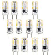 tanie -KWB 12 szt. 3 W 250-320 lm G8 Żarówki LED bi-pin T 48 Koraliki LED SMD 3014 Dekoracyjna Ciepła biel / Biały 110-130 V