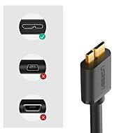 رخيصةأون -USB مصغر محول كابل أوسب الشحن السريع كابل من أجل Samsung 150 cm من أجل PVC