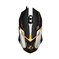 cheap -IMICE V6 Wired USB Gaming Mouse Led Light 800/1200/1600/2400 dpi 4 Adjustable DPI Levels 6 pcs Keys