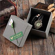 저렴한 -시계 박스 혼합 재료 시계 악세서리 0.032 kg 창조적 / 뉴 디자인 / 편리