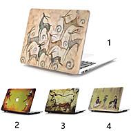 cheap -Mural PVC Hard Case for MacBook Pro Air Retina Case 11/12/13/15 (A1278-A1989)