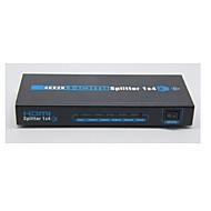 abordables -HDMI 1.4 distributeur, HDMI 1.4 à HDMI 1.4 distributeur Femelle - Femelle 2.5 Gbps