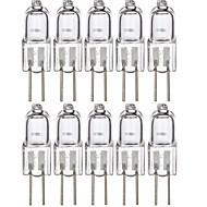10 stuks 20 W 2-pins LED-lampen 120 lm G4 1 LED-kralen SMD Schattig Warm wit 12 V