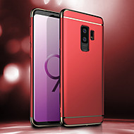 Capinha Para Samsung Galaxy Galaxy S10 / Galaxy S10 Plus Galvanizado / Ultra-Fina / Áspero Capa traseira Sólido Rígida PC para S9 / S9 Plus / S8 Plus