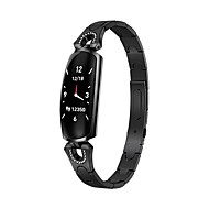 cheap -Indear AK16 Smart Bracelet Smartwatch Android iOS Bluetooth Smart Sports Waterproof Heart Rate Monitor Pedometer Call Reminder Activity Tracker Sleep Tracker Sedentary Reminder