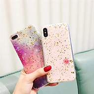 Etui Til Apple iPhone XS Max / iPhone 6 Glitterskin Bagcover Glitterskin Blødt Silikone for iPhone XS / iPhone XR / iPhone XS Max