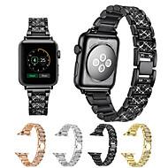 Urrem for Apple Watch Series 4/3/2/1 Apple Klassisk spænde Metal Håndledsrem