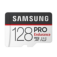 abordables -SAMSUNG 128GB TF carte Micro SD Card carte mémoire Class10 PRO Endurance U1 4K 100MB/s