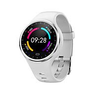 levne -Indear M8 Dámské Inteligentní hodinky Android iOS Bluetooth Smart Sportovní Voděodolné Monitor pulsu Měření krevního tlaku Stopky Krokoměr Záznamník hovorů Sledování aktivity Měřič spánku