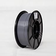 cheap -3D Printing PLA Filament 1.75mm - Gray