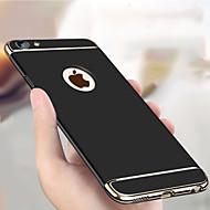 abordables -Coque Pour Apple iPhone X / iPhone XS Max Plaqué Coque Couleur Pleine Dur PC pour iPhone XS / iPhone XR / iPhone XS Max