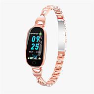 お買い得  -BoZhuo f18 女性 スマートブレスレット Android iOS ブルートゥース 防水 心拍計 血圧測定 消費カロリー 情報 歩数計 着信通知 睡眠サイクル計測器 座りがちなリマインダー 目覚まし時計