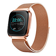 お買い得  -BoZhuo Q3 PLUS 女性 スマートブレスレット Android iOS ブルートゥース 防水 心拍計 血圧測定 消費カロリー 情報 ストップウォッチ 歩数計 着信通知 睡眠サイクル計測器 座りがちなリマインダー
