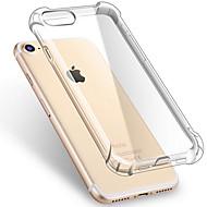 abordables -Coque Pour Apple iPhone 8 / iPhone XR Antichoc / Etanche à la Poussière / Transparente Coque Transparente Flexible TPU / Silicone pour iPhone XS / iPhone XR / iPhone XS Max