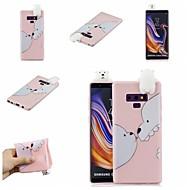 Χαμηλού Κόστους -tok Για Samsung Galaxy Note 9 / Note 8 Με σχέδια Πίσω Κάλυμμα Ζώο / Κινούμενα σχέδια Μαλακή TPU για Note 9 / Note 8