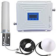 2g / 3g / 4g mobilni repetitor signala pojačavač signala pojačavač signala 900/1800/2100 dvopojasni gsm / dcs / wcdma pametni telefon mobitel za dom i zgradu