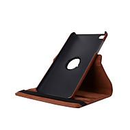 お買い得  -ケース 用途 Huawei MediaPad Huawei MediaPad M2 8.0 360°ローテーション / 耐衝撃 / スタンド付き フルボディーケース ソリッド ハード PUレザー