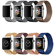 cheap -Smartwatch Band for Apple Watch Series 4/3/2/1 Apple Milanese Loop Stainless Steel Wrist Strap