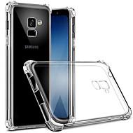 billige -Etui Til Samsung Galaxy S8 Plus / S8 Støvsikker / Transparent Bagcover Transparent Blødt TPU for S9 / S9 Plus / S8 Plus