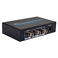 cheap -SDI distributor, SDI to DC 5.5mm / SDI distributor Female - Female 1080P Gold-plated copper 1.5m(5Ft) 2.5 Gbps