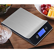 cheap -5g-5kg Digital Scale Cooking Measure Tool Stainless Steel Electronic Weight Scale LCD Display Kitchen Scale