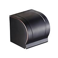 رخيصةأون -حاملة ورق التواليت متعددة الوظائف أنتيك نحاس / الفولاذ المقاوم للصدأ / الحديد 1PC - حمام مثبت على الحائط