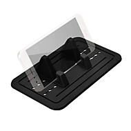 cheap -Car Silicone Pads Car Pad Holder Cell Phone Mount Cradle Dock for Smartphones GPS Glasses