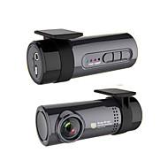 LT61 1080p Uusi malli / Tyylikäs / Langaton Auto DVR 140 astetta Laajakulma CMOS Dash Cam kanssa WIFI / G-Sensor / Liikkeentunnistus 1 infrapuna LED Automaattinen tallennin