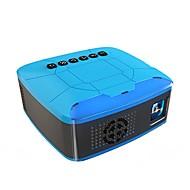 お買い得  -everycom u20ミニプロジェクターusb hdmi avビデオポータブルプロジェクター用ホームシアター映画ビーマーproyector portatil
