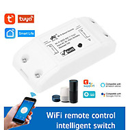 baratos -tuya app wifi 10a interruptor inteligente