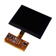 baratos -lcd para a tela de exposição durável do velocímetro do conjunto da substituição do audi a3 a4 a6