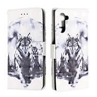 povoljno -Θήκη Za Samsung Galaxy Note 9 / Galaxy Note 10 / Galaxy Note 10 Plus Novčanik / Utor za kartice / Otporno na trešnju Korice Životinja PU koža