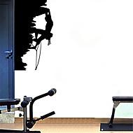 povoljno -Dekorativne zidne naljepnice - Zidne naljepnice Mrtva priroda / Oblici Spavaća soba / Unutrašnji