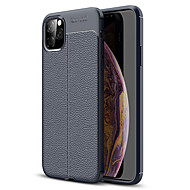 ieftine -Maska Pentru Apple iPhone 11 / iPhone 11 Pro / iPhone 11 Pro Max Anti Șoc Carcasă Telefon Mată TPU