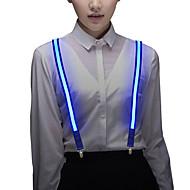 Недорогие -BRELONG® 1шт Декоративное освещение / LED Night Light / Диско шар лампа Белый / Красный / Синий Батарея с батарейкой Водонепроницаемый / Cool / Атмосферная лампа <5 V