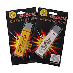 -choque do seu amigo-eletrostática gomas de mascar (sortidas pacote com 2)
