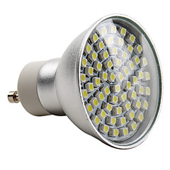 abordables Bombillas LED-2800 lm E14 GU10 Focos LED MR16 60 leds SMD 3528 Blanco Natural AC 220-240V
