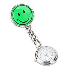 preiswerte Tolle Angebote auf Uhren-Damen damas Armbanduhr Quartz Armbanduhren für den Alltag Legierung Band Analog Süßigkeit Modisch Silber - Grün Blau Rosa Ein Jahr Batterielebensdauer