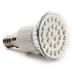 E14 GU10 E26/E27 LED Spot Lampen PAR38 30 SMD 3528 90 lm Warmes Weiß Natürliches Weiß 2800K K AC 220-240 V