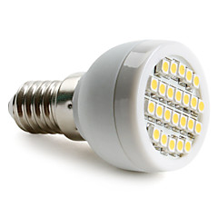 cheap LED Bulbs-1.5W 2700 lm E14 G9 E26/E27 LED Spotlight 24 leds SMD 3528 Warm White Natural White AC 220-240V
