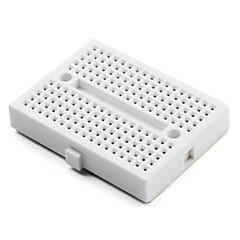 Χαμηλού Κόστους Αξεσουάρ-mini-κολλήσεις λιγότερο ασπίδα proto breadboard 170 tie-σημεία για (για arduino) diy