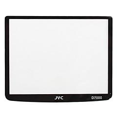 JYC pro optisch glas lcd screen protector voor de Nikon D7000