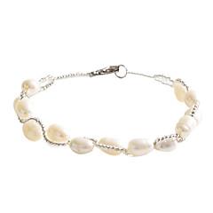 preiswerte Armbänder-Damen Ketten- & Glieder-Armbänder - Perle Armbänder 1 / 2 Für Hochzeit