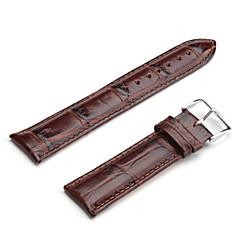 billiga Klockerbjudanden-Klockarmband Läder Klocktillbehör 0.014 Hög kvalitet