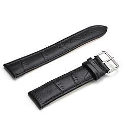 preiswerte Herrenuhren-Uhrenarmbänder Leder Uhren Zubehör 0.014 Gute Qualität