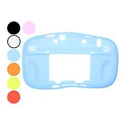 お買い得  Wii U用バッグ&ケース-バッグ、ケースとスキン 用途 WiiのU,シリコーン バッグ、ケースとスキン アイデアジュェリー